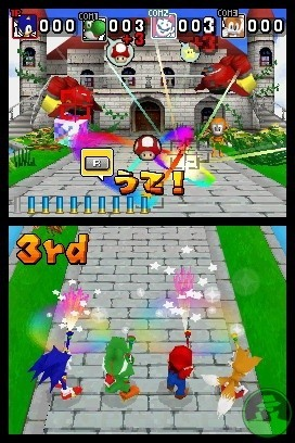 Mario & Sonic At The Olympic Games ROM Download for NDS ...