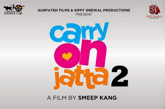 Carry On Jatta 2 (2014) Official Trailer