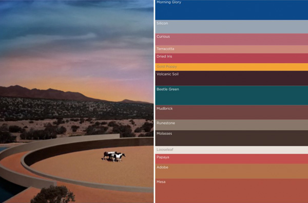 ventura trend forecast colors spring 2019