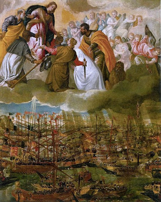 Η Ναυμαχία της Ναυπάκτου (ιταλ. Battaglia di Lepanto) είναι μια από τις σημαντικότερες ναυμαχίες στην παγκόσμια ιστορία. Αποτελεί δε ακόμη και ιστορικό σταθμό στη ναυτική τακτική καθώς και στη ναυπηγική. (Σαν σήμερα 7 Οκτωβρίου 2016)