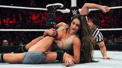 John Cena's Hot New Girlfriend: Sexy Nikki Bella Pictures