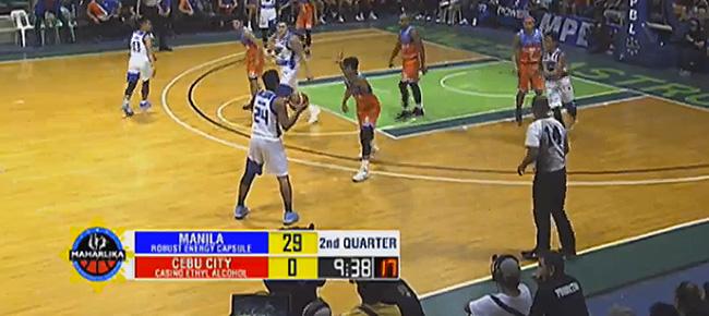 Manila Stars def. Cebu City Sharks, 107-76 (REPLAY VIDEO) MPBL   July 24