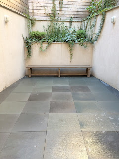 West Village Townhouse Patio