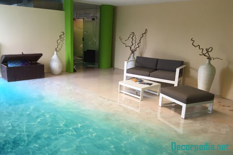 3d flooring, 3d epoxy floor painting