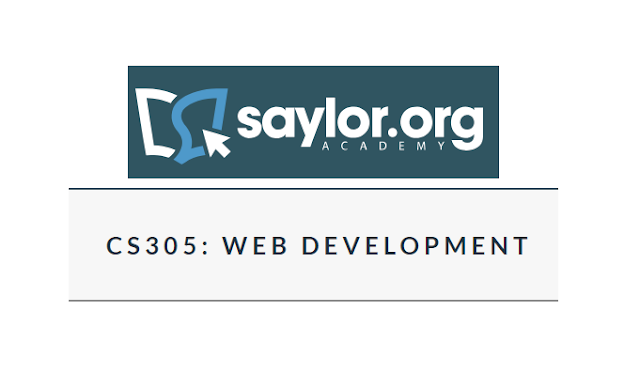 CS305: WEB DEVELOPMENT [100% FREE]