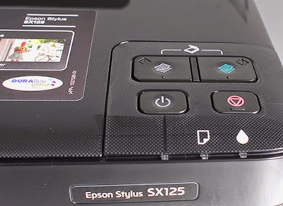 epson stylus sx125 software
