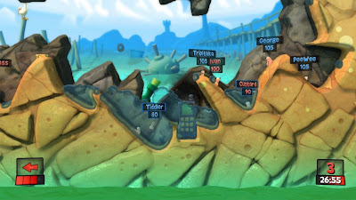 Worms Revolution Free Download For PC
