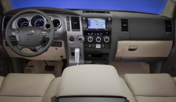 2018 Toyota Sequoia Price