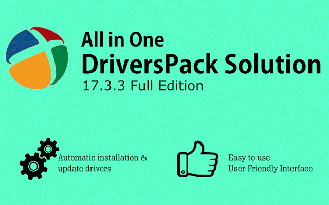 driverpack solution offline 2017 crack