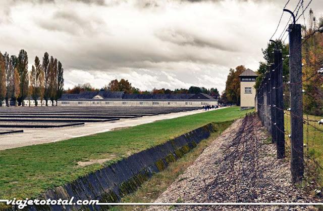 Campo de concentración de Dachau, Múnich