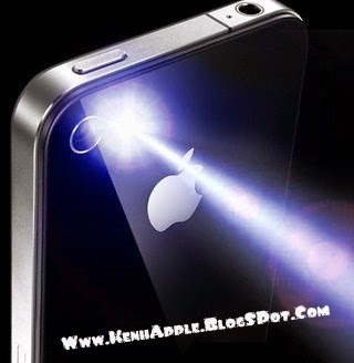 den led iphone