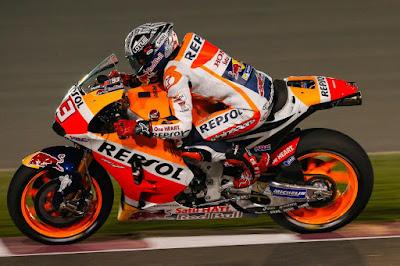 Sayap Ajaib Honda Tak Mampu Bawa Marquez Lebih Cepat