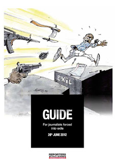 Guide for Journalist Forced Into Exile