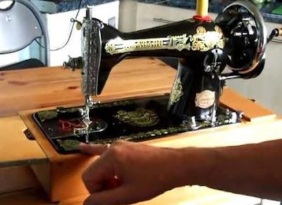 Cara Memperbaiki Mesin Jahit Butterfly Manual