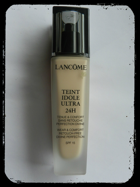 Unfade what fades: Lancome Teint Idole Ultra 24h (010) - review