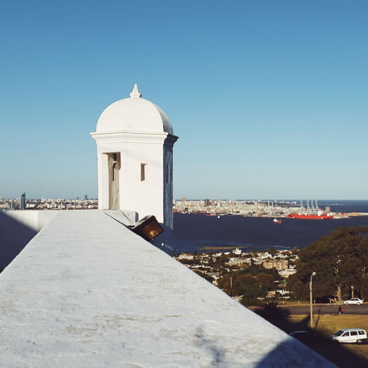 Fortaleza del Cerro em Montevidéu