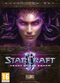Starcraft 2 Heart Of The Swarm PC Games