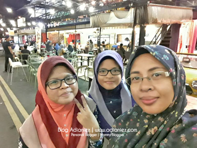 Kilang Bateri Johor Bahru | Cafe yg Happening !