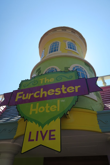 The Furchester Hotel CBeebies Land