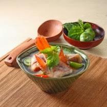 Cara Membuat Sup Ikan Nila Segar