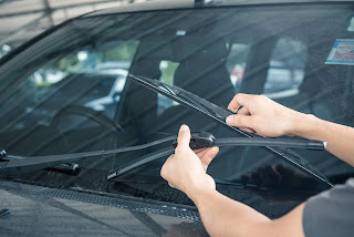 Replace your windshield wiper blades at Toyota of Orlando!
