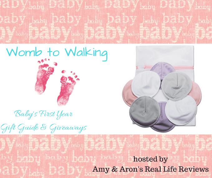 Kumfy Soft Nursing Pad Set Giveaway