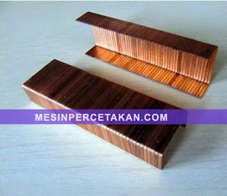 carton box stapler refill