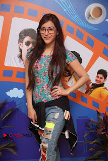 Telugu Actress Angela Stills in Ripped Jeans Angela Stills At Radio City For Rogue Promotions  0001.jpg