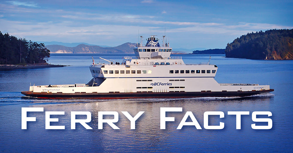 Ferry From Salt Spring Island To Pender Island