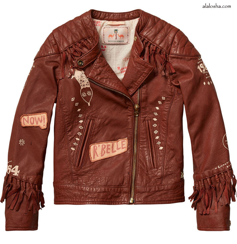 Must Have of the Day: Leather Biker Jacket
