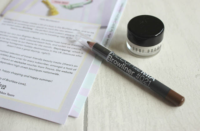 MeechNMia Brow Liner Review