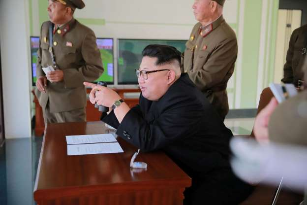 North Korea's Kim Wants Chinese To Stop Calling Him Fat