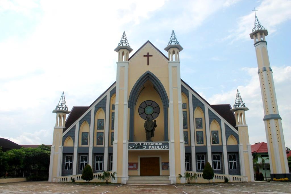 Agama Kristen Katolik