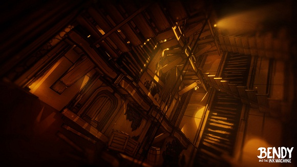 Bendy and the Ink Machine Chapter Four Update v1.4.0.4 ...