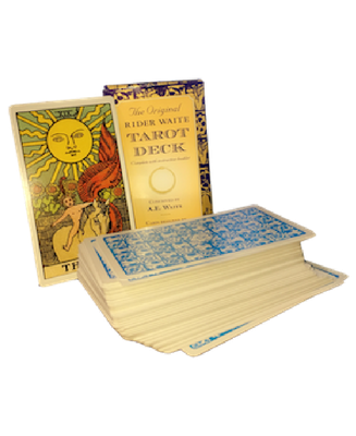Tarot Decks [Up to 50% Off!!!]