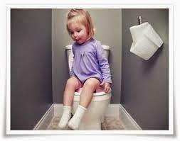 ฝึกลูกเข้าห้องน้ำ