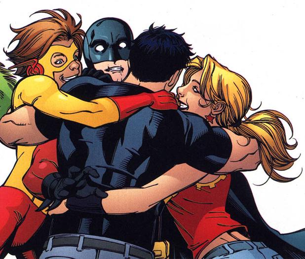 Tim Drake Teen Titans