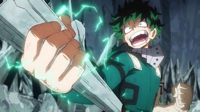 Quarta temporada de My Hero Academia ganha novo vídeo promocional