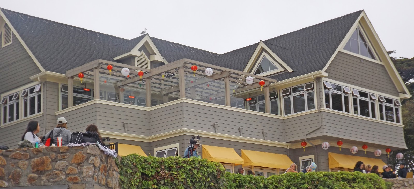 Feast Of Lanterns Pageant Pacific Grove Adventures A Home Beach House Restaurant At Point