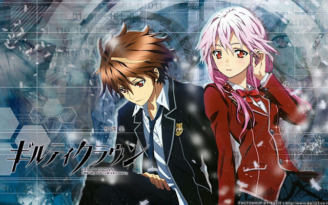 Download OST Opening Ending Insert Song Anime Guilty Crown Full Version