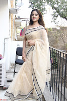 Sony Charishta in Brown saree Cute Beauty   IMG 3583 1600x1067.JPG