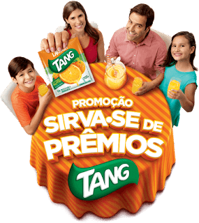 Nova Promoção Tang Sirva-Se de Prêmios