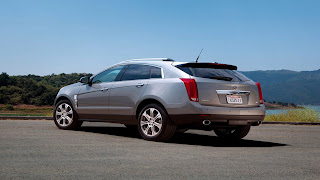 Dream Fantasy Cars-Cadillac SRX 2012