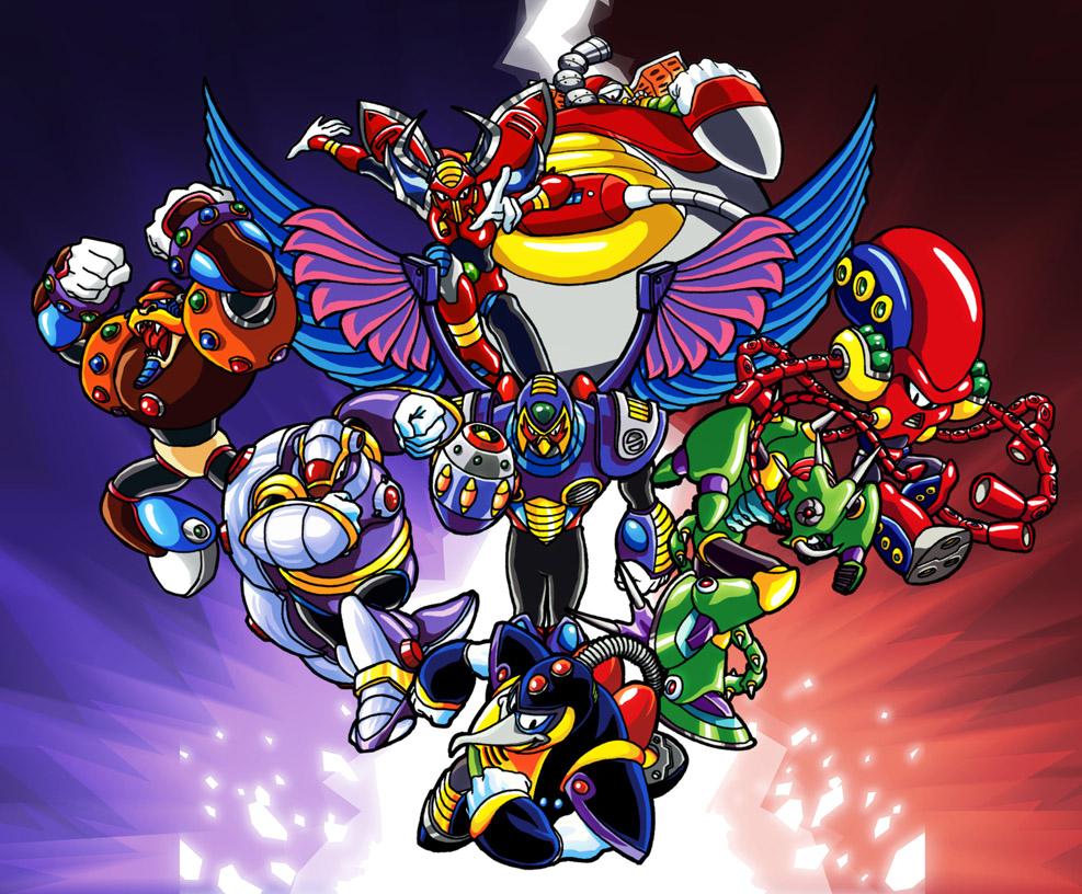 Otakrazy S Megaman X – Desenhos Para Colorir