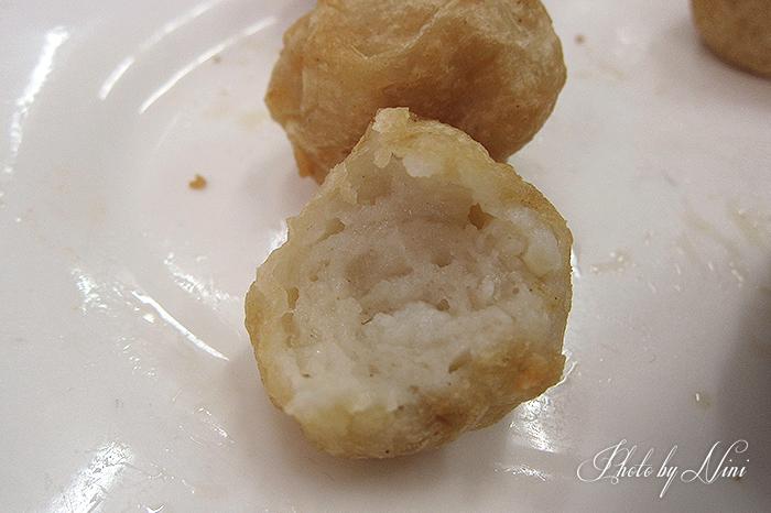 【澳門美食】誠昌飯店水蟹粥。官也街美食代表