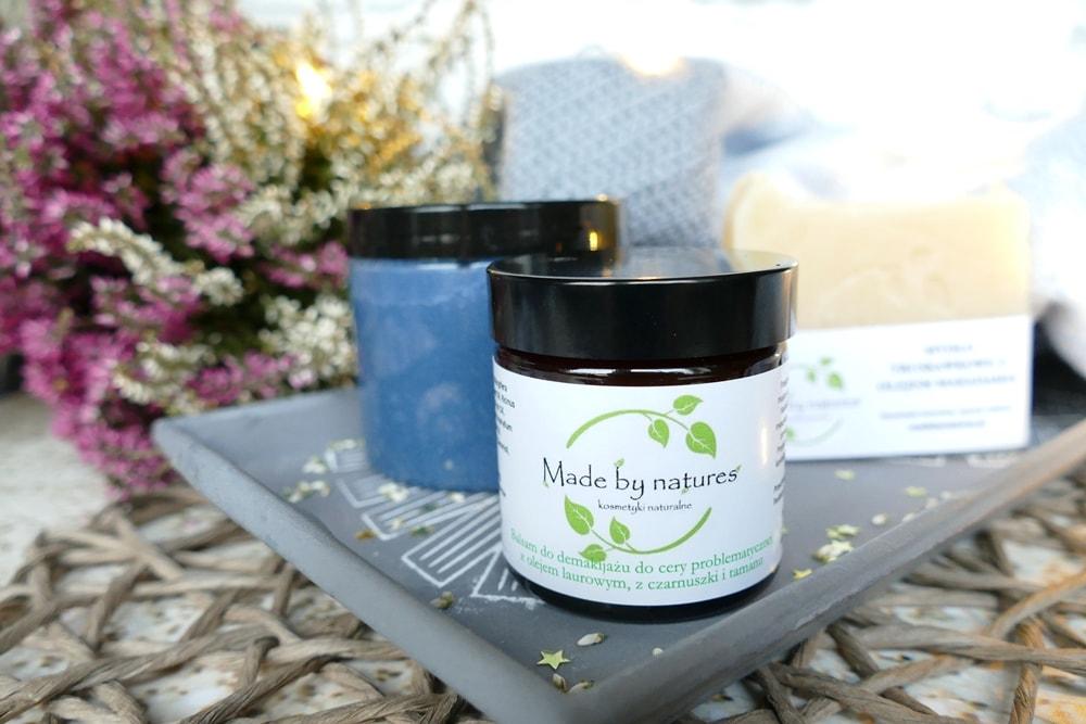 Made by Natures, recenzja Balsamu do demakijażu / nowe kosmetyki naturalne