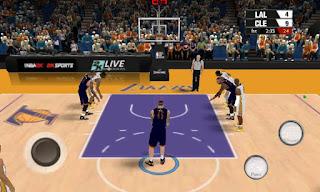 NBA 2k Live Mod Free Download Screenshot 1