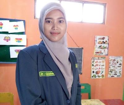 Ketua PC IPPNU Batang Cantik Bikin Baper