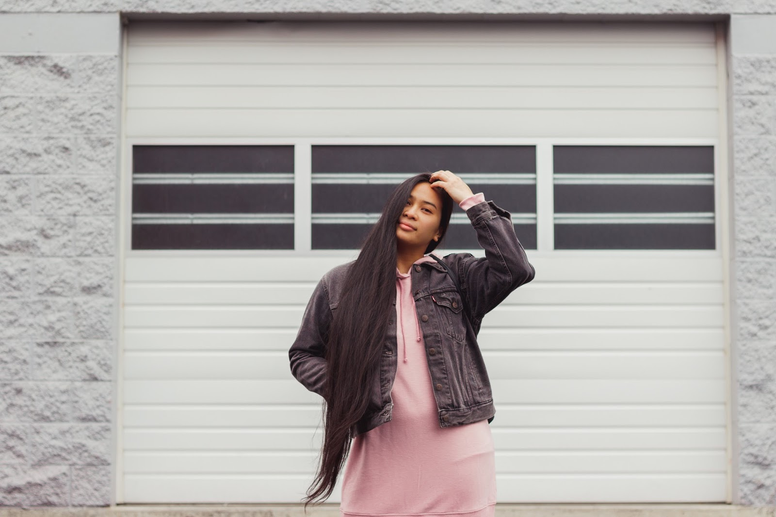 Seattle blogger target mossimo urban outfitters jacket