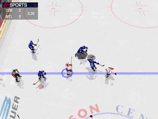 NHL 99 PC Game Free Download